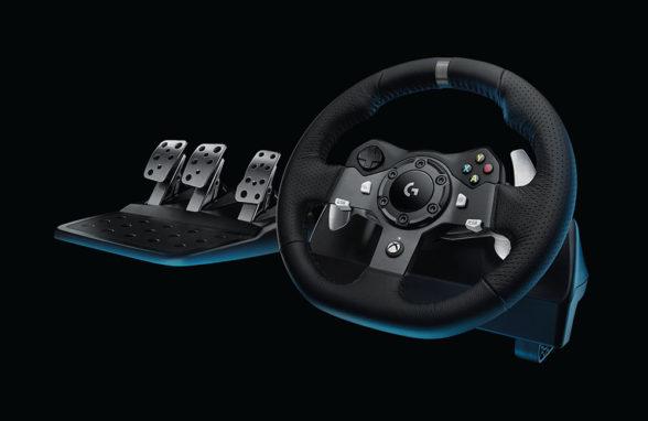Logitech G920 - kierownica do Xbox One