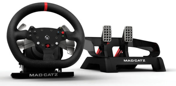 Madcatz Pro Racing Force Feedback na XONE