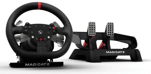 Madcatz Pro Racing Force Feedback na XONE