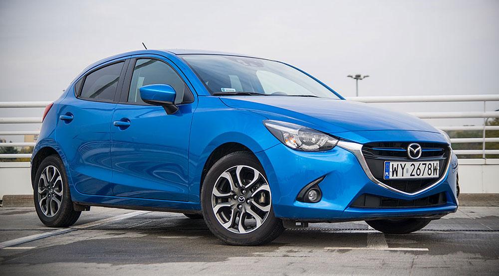 Mazda 2 SkyPASSION 1,5 SKY-G 115 KM. Mały hatchback z dużymi aspiracjami - TEST
