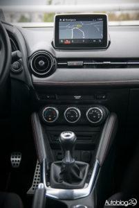 Mazda 2 galeria (wnętrze) - 03