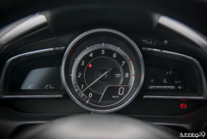 Mazda 2 galeria (wnętrze) - 05