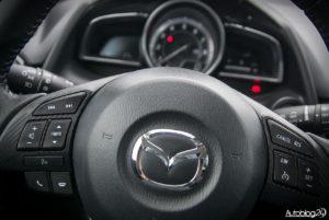 Mazda 2 galeria (wnętrze) - 11