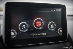 Mazda 2 galeria (wnętrze) - 12