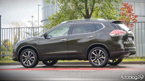 Nissan X-Trail w wersji Tekna 2016