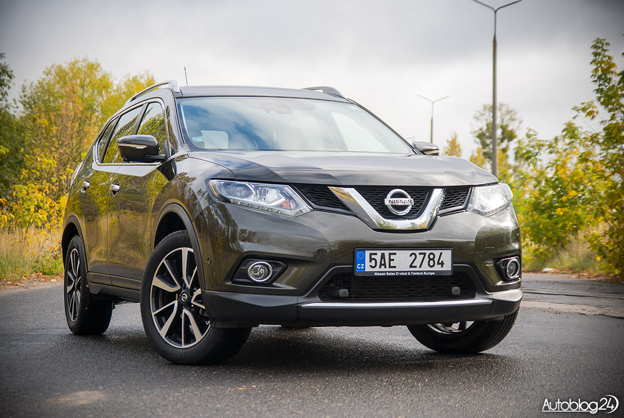 nissan x trail 1 6 dci 130 km tekna du y suv z nap dem 4x4 test. Black Bedroom Furniture Sets. Home Design Ideas