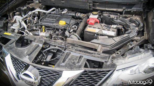 Nissan X-Trail - silnik diesla 1,6 dCi