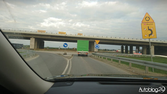 S5 - wiadukt na budowanym odcinku