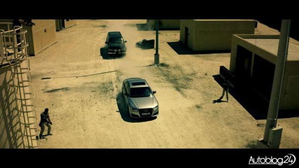 Audi S8 Plus na planie The Grand Tour