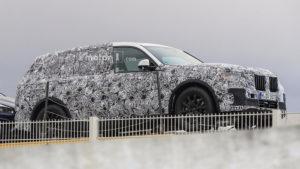 BMW X7 - nowy SUV