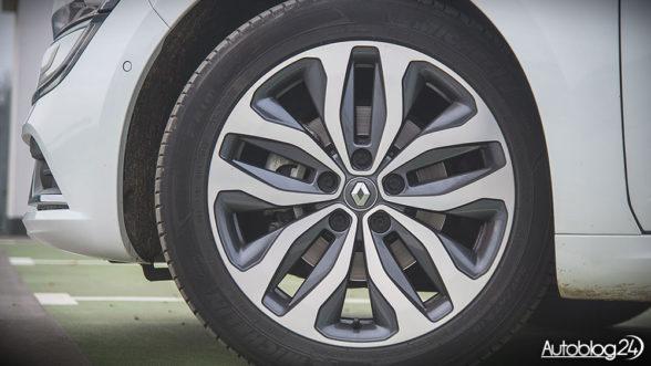 Renault Talisman Grandtour - felgi o rozmiarze 18 cali