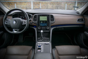 Renault Talisman Grandtour - galeria środek - 01