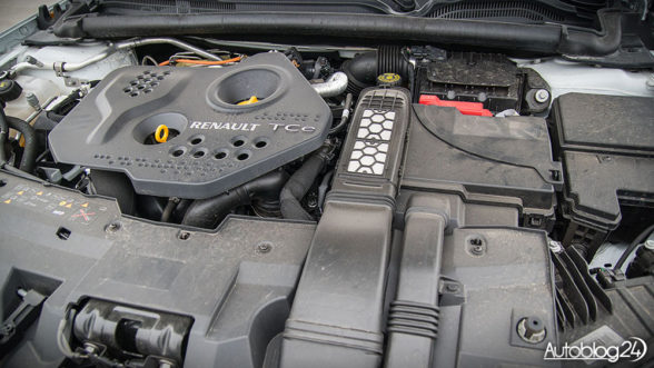 Renault Talisman z silnikiem TCe