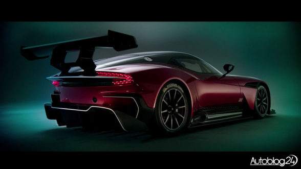 The Grand Tour - Aston Martin Vulcan