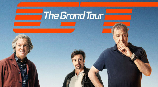 The Grand Tour sezon 1 - odcinki