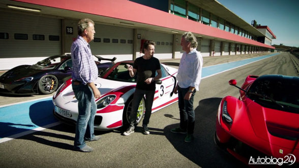 The Grand Tour - supersamochody w programie
