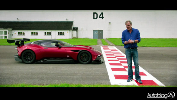 The Grand Tour - test na torze