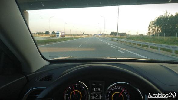 Autostrada A1 - onboard z odcinka Stryków-Tuszyn