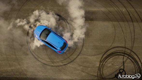 Ford Focus RS 2016 - drift