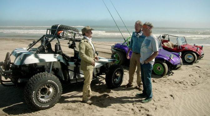 Odcinek specjalny The Grand Tour (S01E07 i S01E08) – Namibia zgodnie z przewidywaniami
