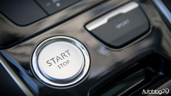 Peugeot 308 - system Start-Stop
