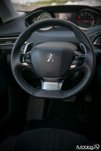 Peugeot 308 - galeria (środek) - 02