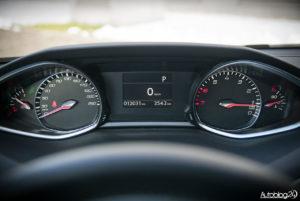 Peugeot 308 - galeria (środek) - 05