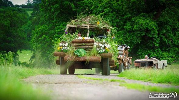Samochody ekologiczne w TGT