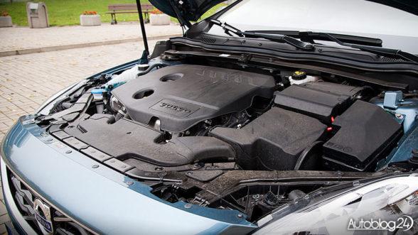 Silnik Volvo