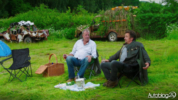 The Grand Tour - Clarkson i Hammond