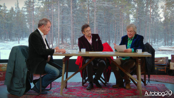 The Grand Tour - Finlandia studio w Laponii