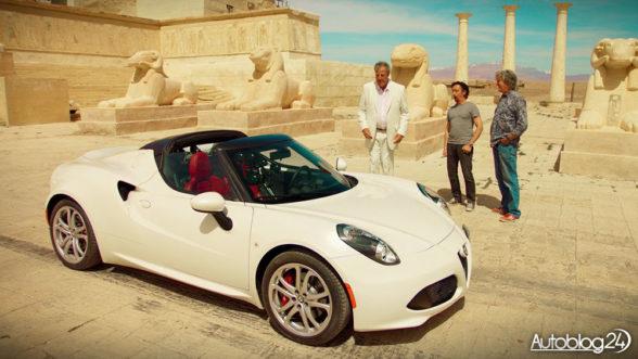 The Grand Tour - S01E05 w Maroko