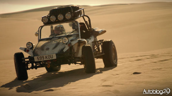 The Grand Tour - buggy