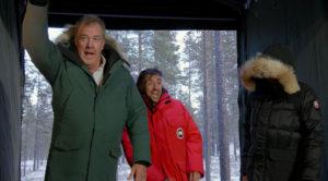"""The Grand Tour – świąteczny odcinek 6 (S01E06). """"Sponsorowany"""" przez Forda, najlepszy ze wszystkich"""