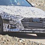 Audi A7 II generacja - grill