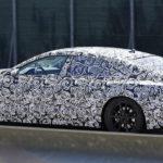 Audi A7 II generacja - linia boczna