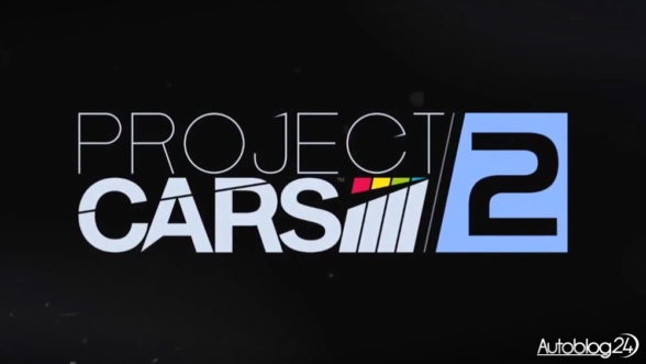 Project CARS 2 - logo gry