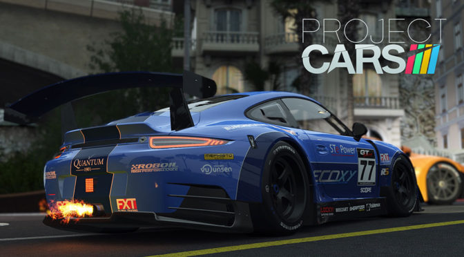 Project CARS do pobrania za darmo na Xbox One – luty 2017 w Games with Gold wymiata