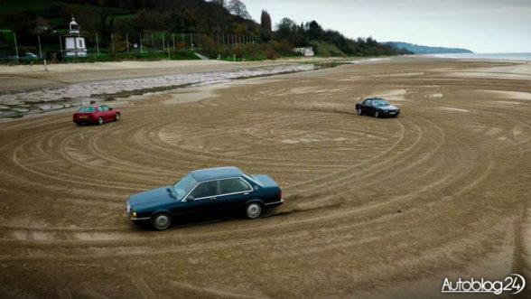 The Grand Tour odcinek 11 - jazda Maserati
