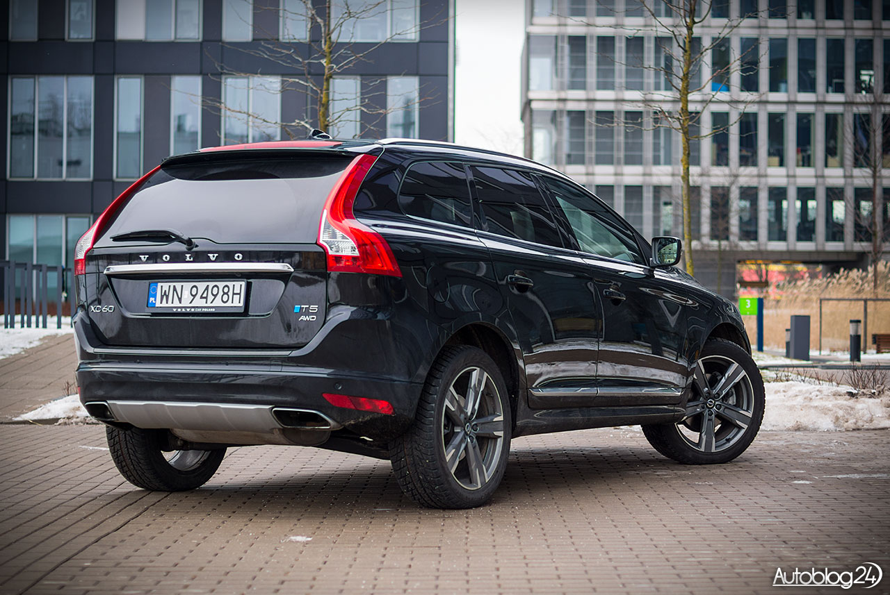 volvo xc60 summum t5 awd suv na wypasie test. Black Bedroom Furniture Sets. Home Design Ideas