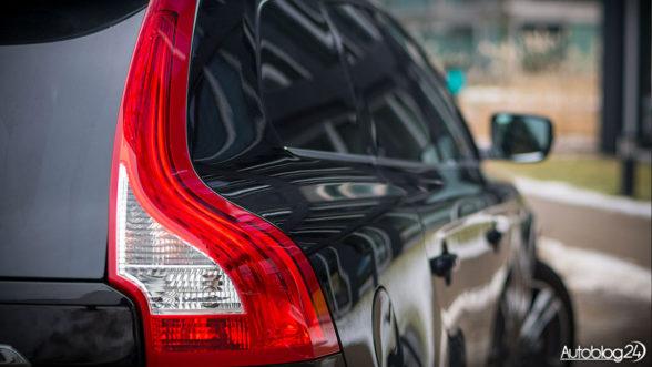 Volvo XC60 - światła tylne