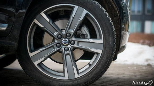 Volvo - felgi Altais mają 20 cali