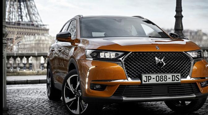 Premiera DS7 Crossback – wymiary, zdjęcia, silniki i pierwsze opinie o tym SUV'ie