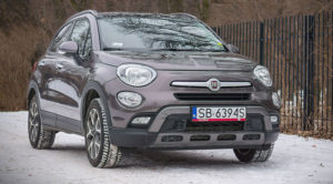 Fiat 500X Cross 1,4 MultiAir Off Road Look. Stylowy miejski crossover – TEST