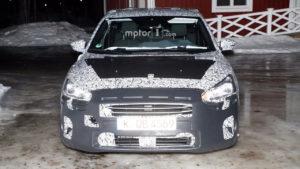 Ford Focus 4 generacja - przód