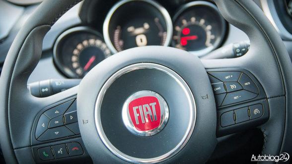 Kierownica - Fiat 500X