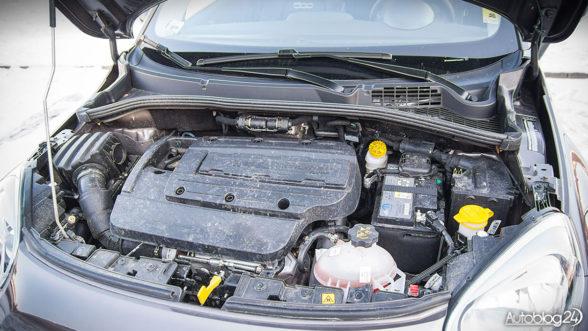 Silnik 1,4 MultiAir - Fiat 500X