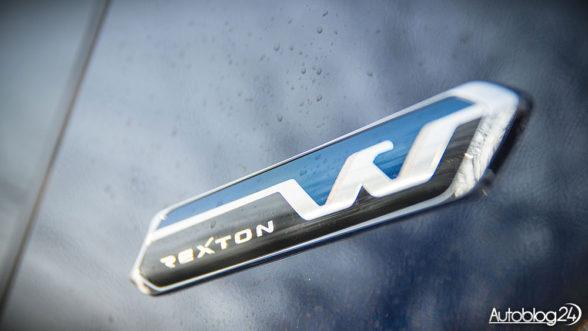 SsangYong Rexton - logo