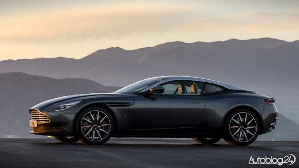 Aston Martin DB11 - nowy supersamochód