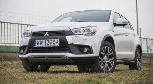 Mitsubishi ASX Intense Plus Navi 1,6 MiVEC (FL 2017). Odświeżona klasyka – TEST